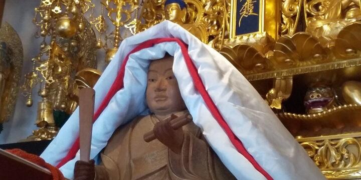 法徳寺の日蓮聖人