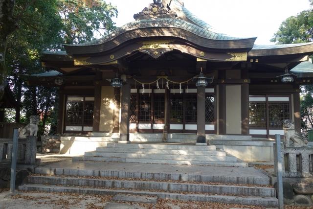 池尻春日神社