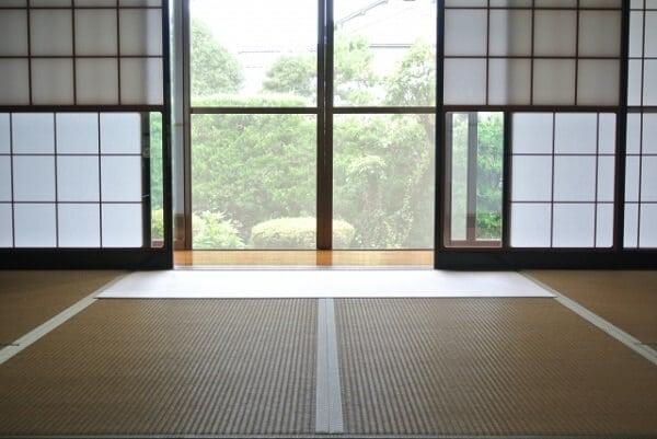 日本の縁側